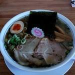 麺屋 小太郎 - しょうゆラーメン中盛り800円