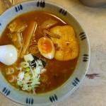 亜らま - 料理写真:カレー中華