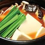 美人韓 - 豆腐チゲ