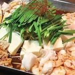 美人韓 - ホルモン鍋