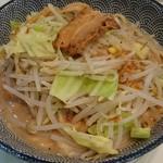 麺屋 轍 - 極太味噌ラーメン鶏白湯200g