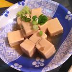 魚草 - チーズの醤油漬け(^∇^)♪
