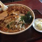 品香亭 - スペシャル麺(800円)