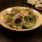 焼肉 燕 - 燕サラダです。