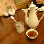 chuugokuryouritoukou - 紹興酒withザラメ