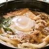 賀茂川 - 料理写真:鍋焼きうどん(おすすめ)800円
