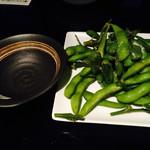 厳選地鶏とレモンサワー 魚鳥や - totoriya:枝豆