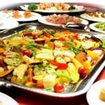 レストラン 栄光 - 料理写真: