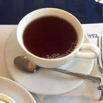 62056387 - ランチのドリンクは、紅茶で。