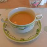 レストラン ル・ブラン - スープ