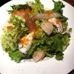 廉 - 海の幸サラダ