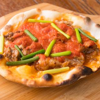 アットホームな雰囲気で、イタリアのご当地料理が味わえる