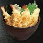無添くら寿司 - メニューの天丼