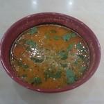 無添くら寿司 - 料理写真:実際の担々麺