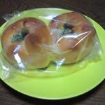 ベーカリー ドミナ - たこ焼きパン 130円