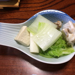 田中旅館 - 河豚&野菜