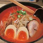札幌ラーメン めんくら - 「味噌とんがらし」900円