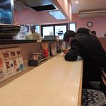 札幌ラーメン めんくら - 店内