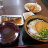 丸徳うどん - 料理写真:今回の注文♡