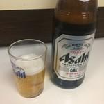 62070104 - 瓶ビール(350円)