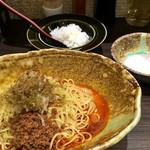 62071104 - 汁なし担担麺用セット