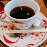温石 - ドリンク付き    ホットコーヒー
