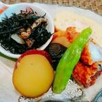 温石 - 前菜