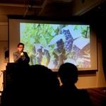 トウキョウ アオヤマ グローカル カフェ - 「奥野田ワイナリー」中村社長による講演会