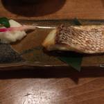 居酒屋美国 - 鯛のハラス