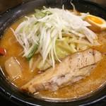 麺2000 - こってり味噌ラーメン