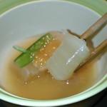 今澤 - [料理] 風呂吹き大根のひと口大 アップ♪w