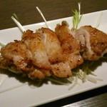 今澤 - [料理] 若鶏の香草焼き 全景♪w