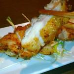 今澤 - [料理]  若鶏の香草焼きアップ♪w