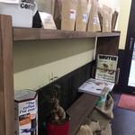 サニー コーヒー - 店内ではコーヒーも販売してます!