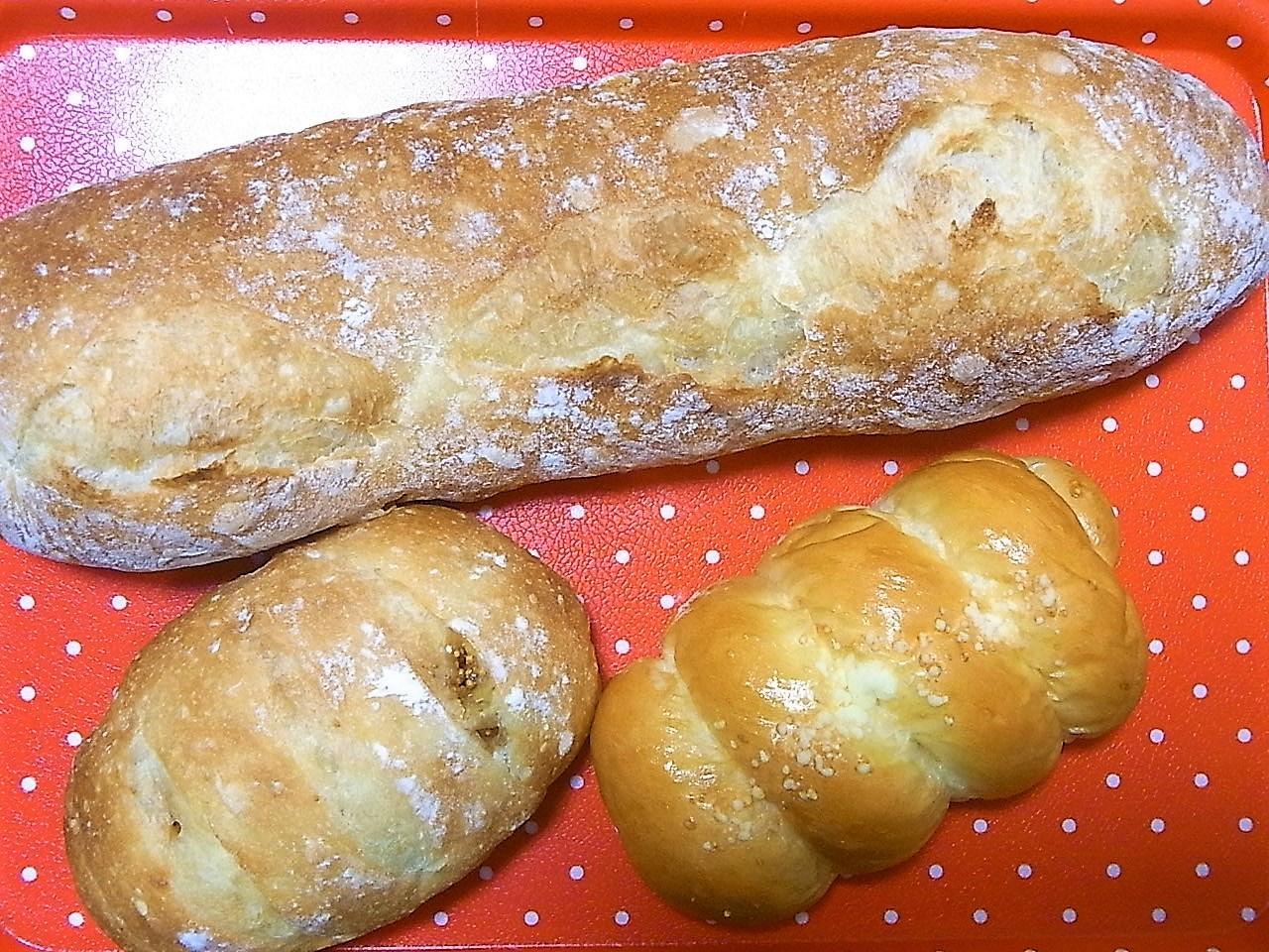 青葉のパン屋