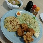 台湾料理 八福 - 八福セット