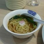 台湾料理 八福 - 八福セットのミニじゃないラーメン