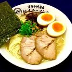博多中洲屋台 鈴木ラーメン店 - 料理写真:どんたくめん