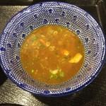 麺屋 中川會 - カレヘンライスの汁