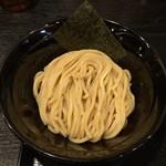 麺屋 中川會 - 濃厚魚介つけめんの麺(200g)