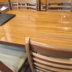 福縁 - テーブル席