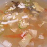 福縁 - スープ