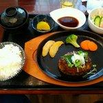駅裏食堂 - 日替りランチAランチ 700円