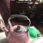 米常 - レトロなヤカンに お茶
