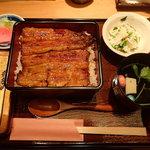 小ノ孝 - 鰻重定食¥2000