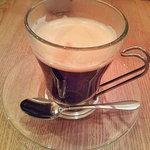 ビストロ K - ランチのコーヒー