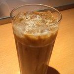 ドトールコーヒーショップ - アイスラテ M 280円