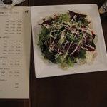 6208831 - 前菜2 サラダ