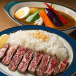 ZORA - 道産牛リブロースのスープカレー