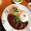 カジュアルふれんちれすとらん・おおの - 料理写真:牛肉の赤ワイン煮ランチ